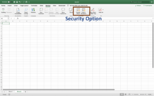 Security in MS Excel