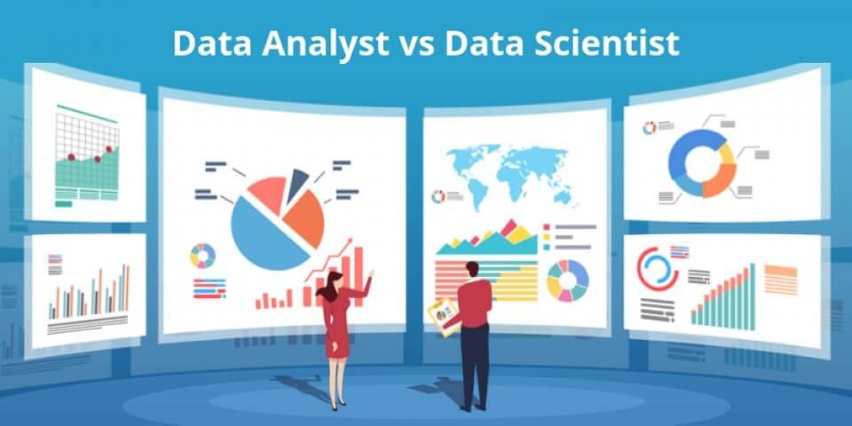 data analyst vs data scientist