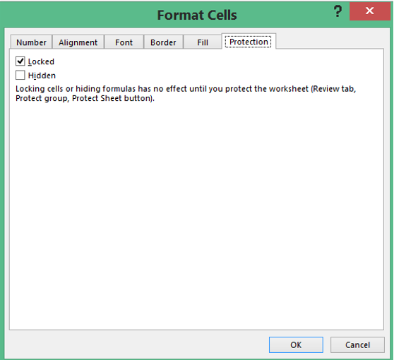 excel interview Questions Format Cells