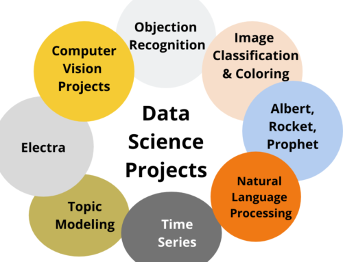 What are the Data Science Projects that you should include in your Curriculum Vitae?